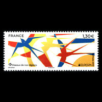 France 2019 - EUROPA Stamps - National Birds - MNH