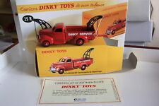 Dinky Toys Atlas 25 R Studebaker Camionnette Dépannage Neuf  Boîte et certificat