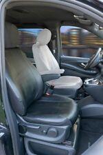 Kunstleder Transporter Sitzbezüge Mercedes V-Klasse 447, Beifahrer Sitz ab 06/14