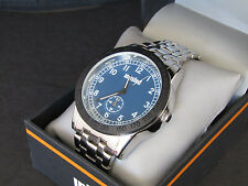 Kenneth Cole Unlisted Mens Stainless Steel Watch UL 0598
