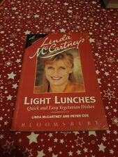 Linda McCartney's Light Lunches  Quick & Easy Vegetarian Dishes 1992