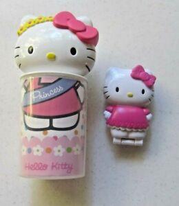 McDonalds HELLO KITTY Princess Toy Container w/ Mirror 2005 (Sanrio 1976)