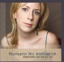 Muireann Nic Amhlaoi - Daybreak: Fainne An Lae [New CD]