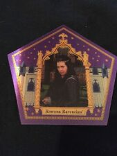 Harry Potters Rowena Ravenclaw chocolate frog card