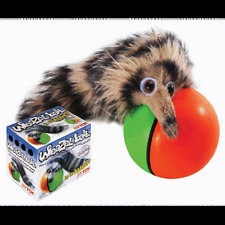 Weazel Ball - Is It Alive? - Watch As It Chases The Ball! - Battery Included!