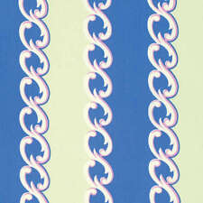 Caravelle Arcade - Blue Stripe - Half yard - Jennifer Paganelli - Fabrics4u2