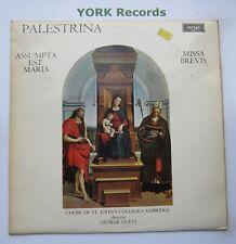 ZRG 690 - PALESTRINA - Assumpta Est Maria / Missa Brevis - Ex Con LP Record