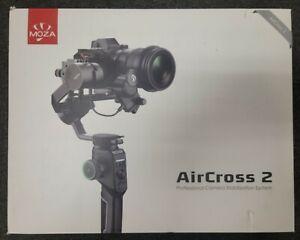 Moza Air Cross 2 Handheld  Camera  Stabilizer
