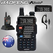 New Baofeng Misuta UV-5R 136-174/400-520MHz 2 Way UHF/VHF FM Walkie Talkie Radio