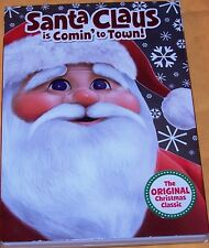 Santa Claus is Comin' to Town (The Original Classic on DVD) *SHIPS FREE Mon-Sat!
