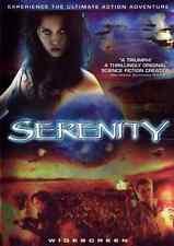 Serenity (Dvd, 2005, Anamorphic Widescreen)