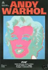ANDY WARHOL - Marilyn, #30  2002 ORIGINAL POSTER Offset Lithograph ART PRINT