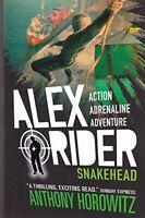 ALEX RIDER MISSION 7: SNAKEHEAD [Paperback] [Jan, Books Wagon, New