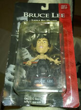 Bruce Lee Little Big Heads Universal 1998 SideShow Toys New