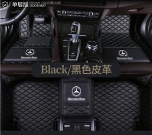 Suitable for Mercedes-Benz E200 E250 E280 E300 E320 E350 waterproof car MATS