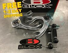 Blox Tuner Front & Rev Rear Camber Kit Combo 92-95 Civic 94-01 Integra EG DC2