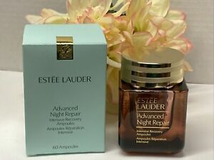 Estee Lauder Advanced Night Repair Intensive Recovery Ampoules (60 ampoules) NIB