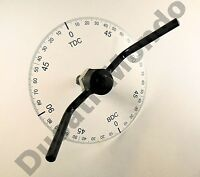 Crank timing degree tool Ducati 748 749 848 851 888 916 996 998 999 1098 1198 ST