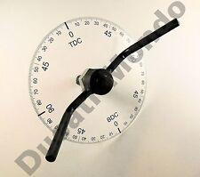 Crank timing degree tool Ducati 748 749 848 851 888 916 996 998 999 1098 1198 ST