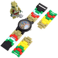 LEGO 9000409 Kids Legends of Chima Crawley Watch With Minifigure
