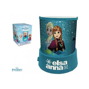 Disney Frozen Night Light With Star Projector