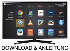 Amazon Fire TV (alle Geräte) | Anleitung & Software zum Kodi Media Player 17.6