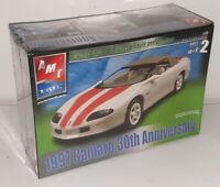 1:25 Scale AMT ERTL 1997 Chevrolet Camaro 30th Anniversary Plastic Model Kit