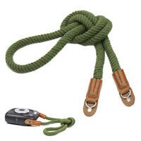 100Cm Elegant Cotton Camera Shoulder Neck Strap Belt For Mirrorless Digital R3R9