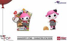 Lalaloopsy Doll - Charlotte Charades Little Sister  3+ BNIB MGA Kids Toys Fun