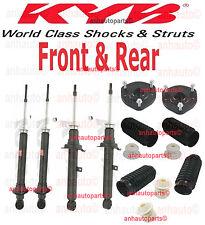 KYB Excel-G Shocks/Struts ,Dust Boots,Front Mounts( Front &  Rear) Lexus IS300