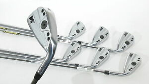 """Nice! PXG 0311P Gen4 5x FORGED/MILLED IRONS (4-PW) w/ Tour Issue DG X100 -1/2"""""""