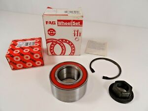 FAG 713678110 Wheel Bearing FRONT for FORD FIESTA V FOCUS SALOON TURNIER FUSION