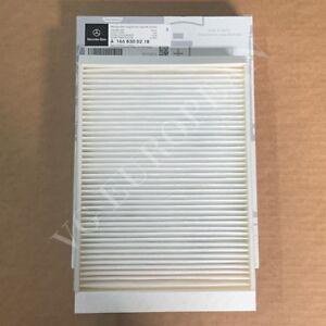 Mercedes Benz Genuine C E GL GLC GLE GLS ML-Class Cabin Dust Filter In Housing