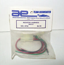 Team Associated RC10 WIRING HARNESS  6744 NEW IN BAG