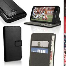 PU Pelle Custodia Portafoglio per Motorola Moto E 2 Gen XT1524 Case Flip Cover