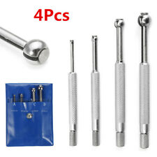 "4 PCS Telescopic Small Hole Bore Gauge Set Full Ball Type Gage 0.125 - 0.5"" ��"