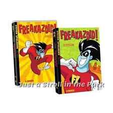 Steven Spielberg's Freakazoid!: Complete Series Seasons 1 & 2 Box / DVD Set(s)