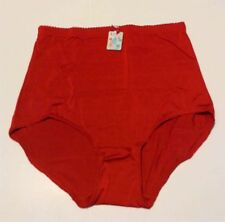 LUCII WOMEN'S BRIEF 3XL STRETCH PANTY / UNDERWEAR RED COLOR NWT