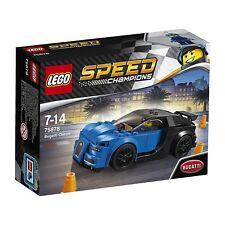 Lego Speed Champions Bugatti Chiron 75878 Playset Toy