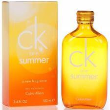Ck One Summer 2010 Edt 100ml Spray Limited Edition 2010 (envío Gratis)
