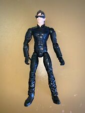 2003 Marvel Legends X-Men 2 Movie Cyclops Light Up Optic Blast Custom no trench