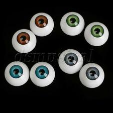 26mm Halloween Props Scary Eyes Plastic Eyeball For Doll Bear Craft Pack of 8