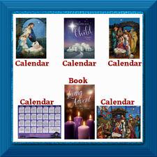 Advent Calendar A Child is Born Christmas Countdown 24 Windows  Pockets NEW!