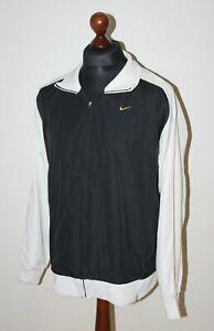 Vintage Nike Court tennis training jacket Size L Federer Nadal Style