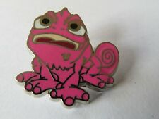DISNEY trading pin TANGLED RAPUNZEL PASCAL PINK with hidden Mickey