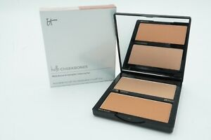 It Cosmetics Hello Cheekbones Matte Bronzer & Highlighter Contouring Duo