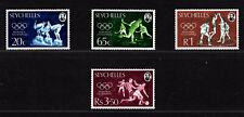 Seychelles 1976 Olympische Spiele Montreal Olympia Mi. 358-361 Postfrisch UMM