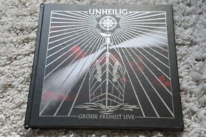 Unheilig: Grosse Freiheit Live (Limited Deluxe Edition)
