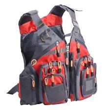 Gilet de sauvetage Pour Adultes Gilet de sauvetage de pêche Avec poche Unisexe