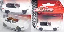 Majorette 212053051 BMW Z4 Roadster weiß 1:56 STREET CARS